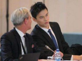 孙杨遭禁赛4年存在阴谋论?美籍华人:不存在,孙杨压根不懂法律