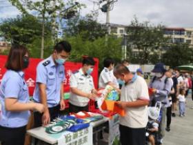 """通州区马驹桥镇开展""""2021年全国低碳日""""主题宣传活动"""