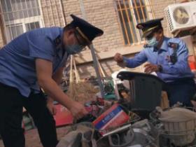 座椅尺寸超标 擅自加装支架 北京通州两家电动自行车销售店被查