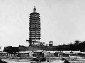 北京通州八景