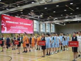 通州区宋庄镇的格拉斯小镇正式启幕,北京鲁能社区文化节首届业主篮球联谊赛