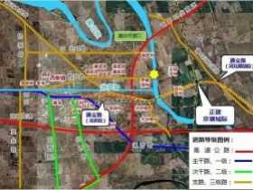 定了!通州香河之间将添一条跨省道路!还建跨潮白河特大桥