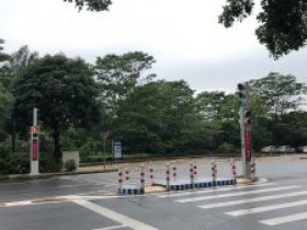 通州区部分路口增设半幅过街信号灯 行人要熟悉和遵守二次过街信号灯